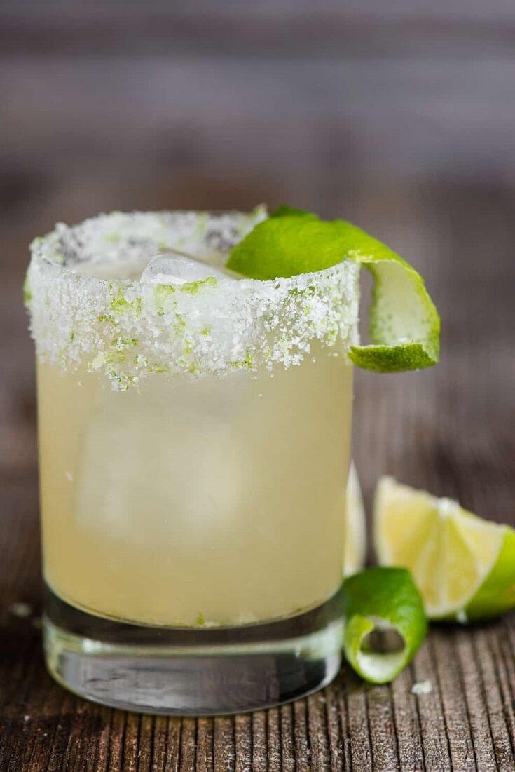 10 Classic Margarita