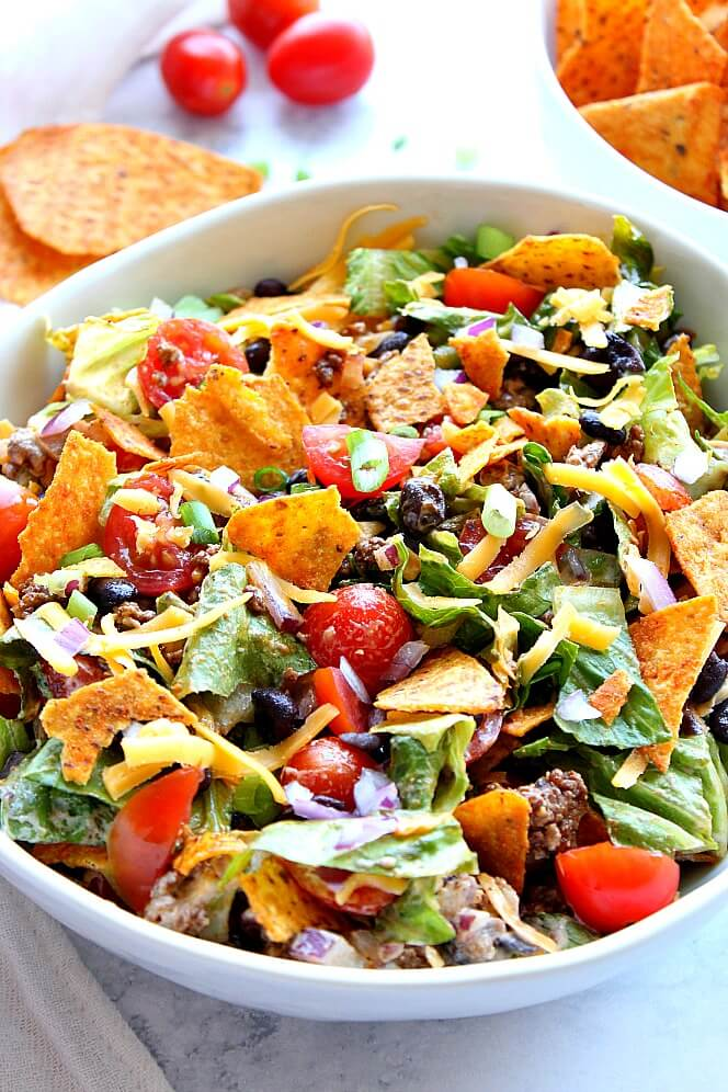 Durito Taco Salad