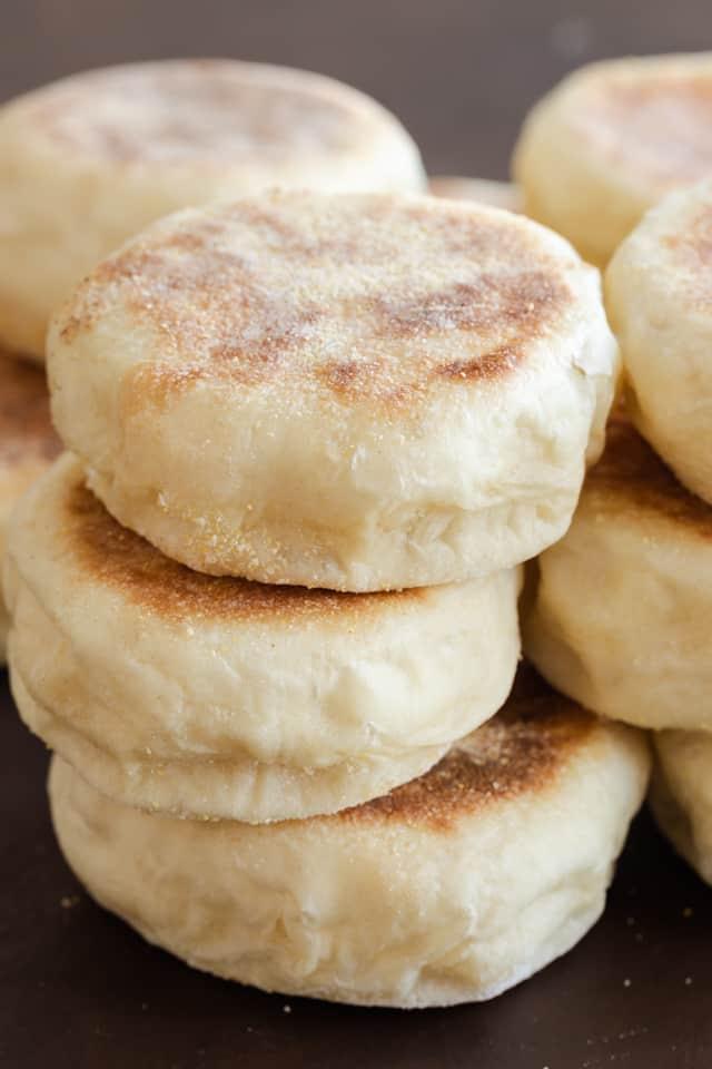 12 English Muffins