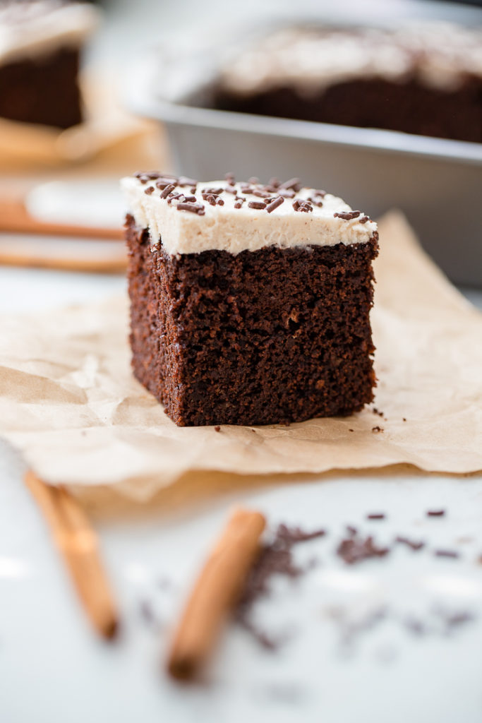 12 Mexican Chocolate Cake