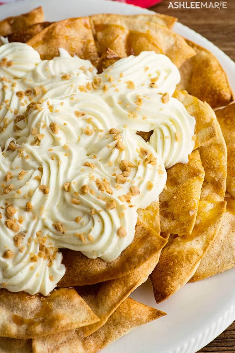 14 Cheesecake Dessert Nachos