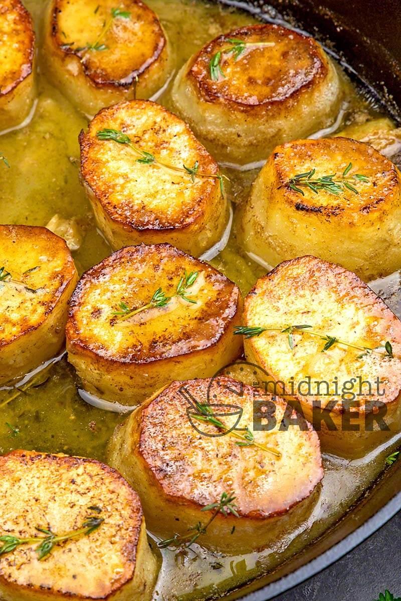 14 Melting Potatoes