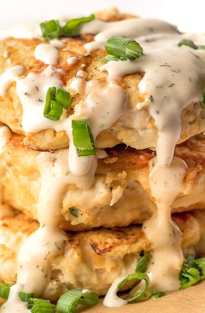 14 Paleo Compliant Buffalo Chicken Patties