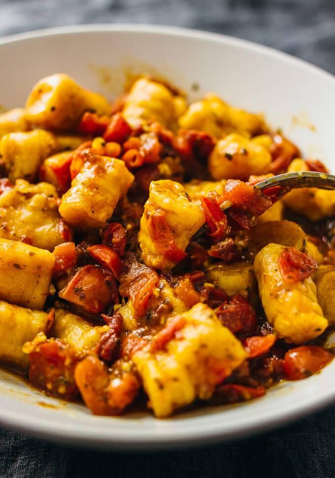 15 2 Ingredient Sweet Potato Gnocchi