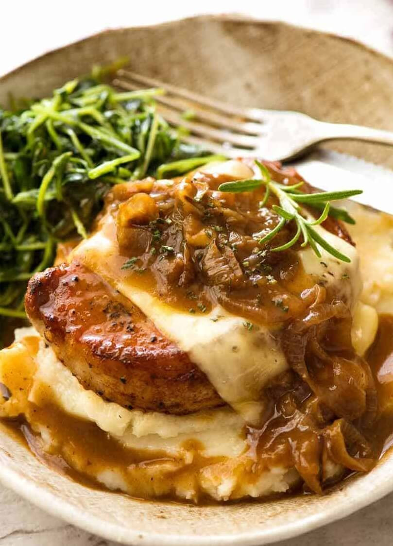 30 Best Pork Chop Recipes Easy And Healthy Recipes