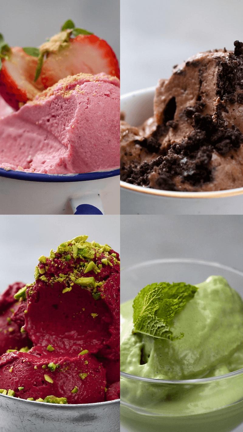 16 Frozen Yogurt