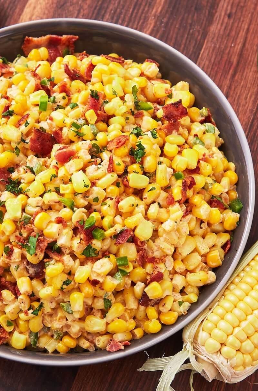 Bacon Jalapeño Corn Salad