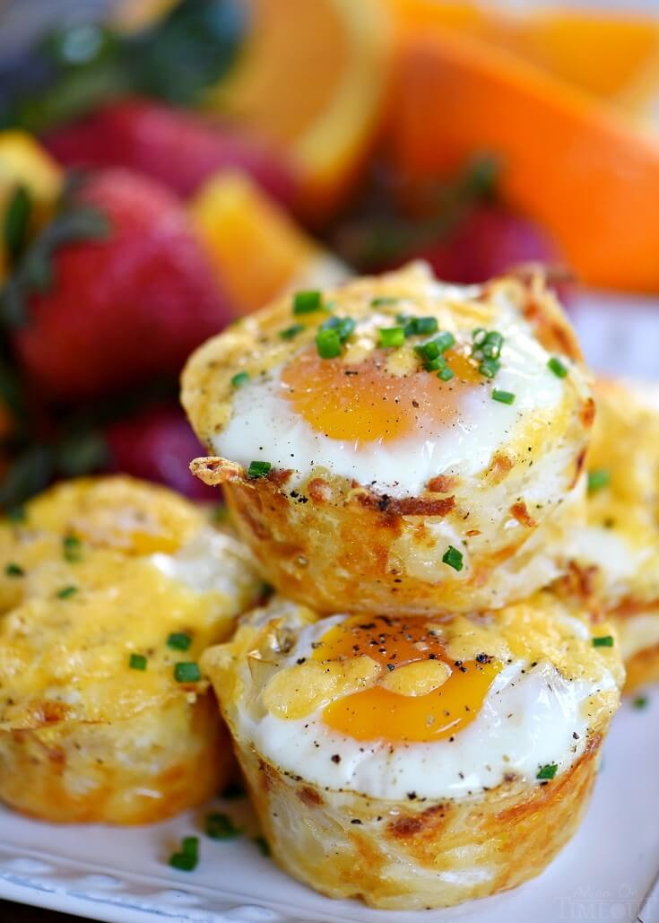 #19 Sausage and Egg Hash Brown Cups