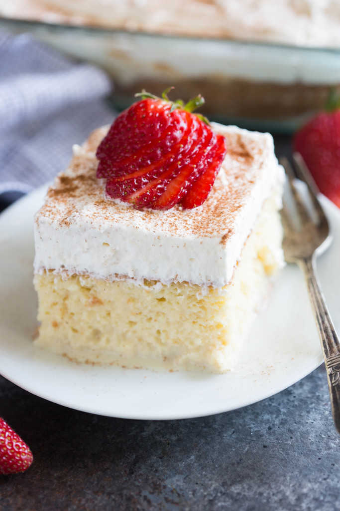 2 Tres Leches Cake