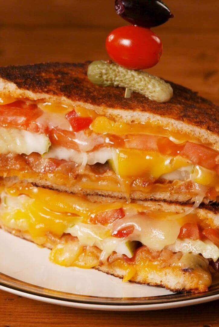 Best Ideas For Protein Rich Sandwiches Page 2 Easy And Healthy Recipes