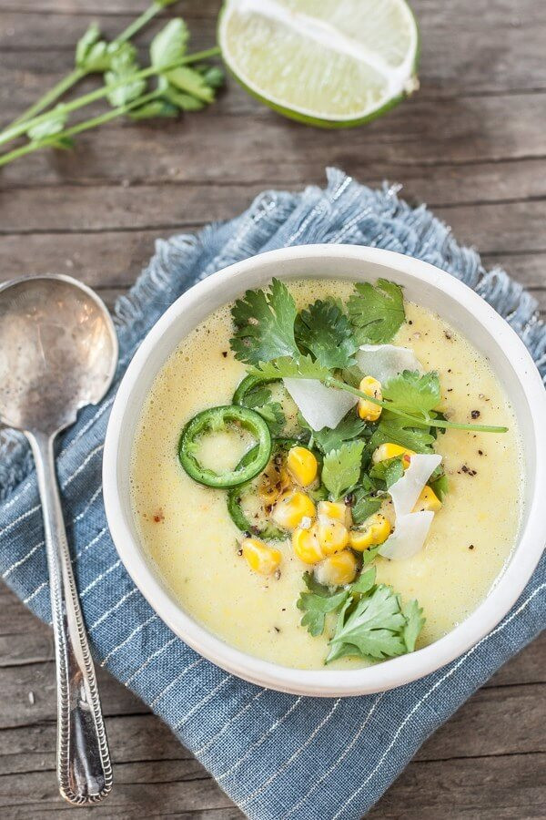 4 Sweet Corn Chowder with Coconut Milk rv