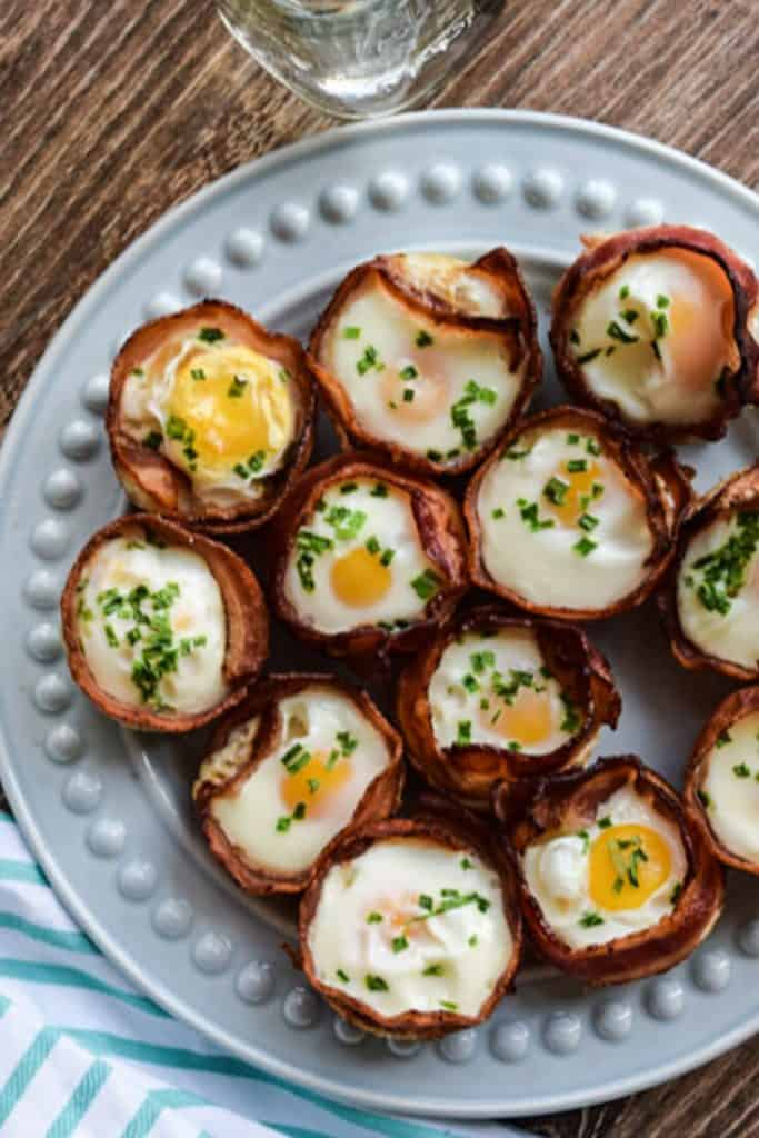 #5 Bacon and Egg Cups