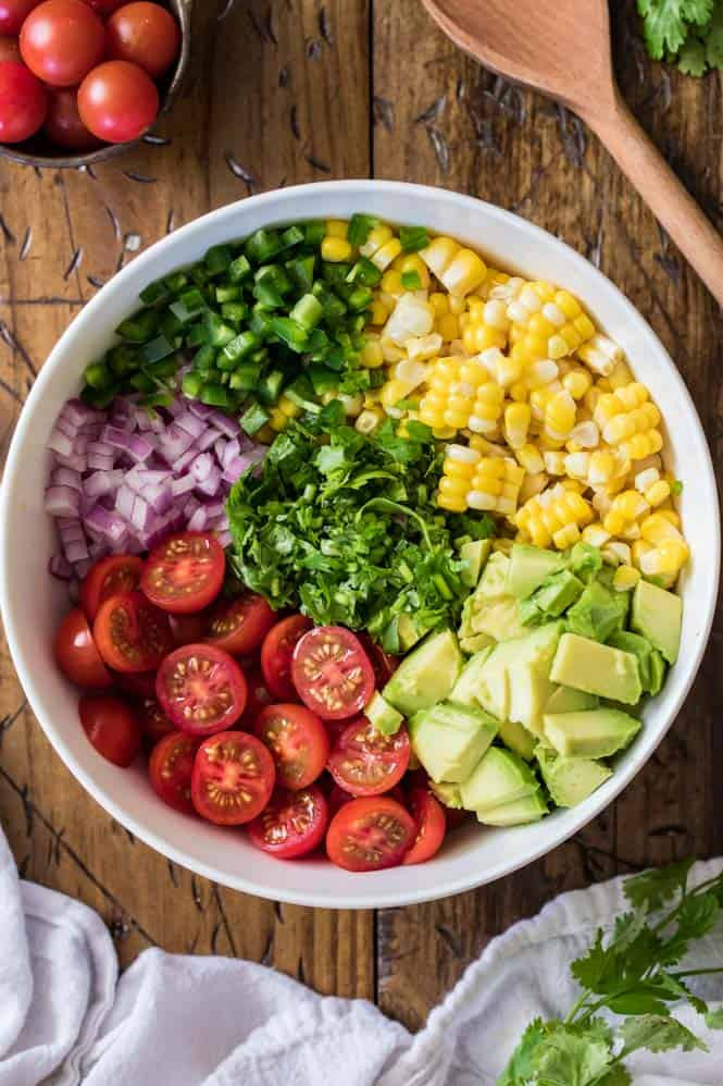 5 Summer Corn Salad