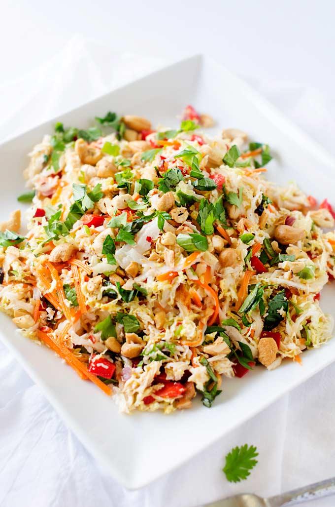 5 Thai Chicken Salad