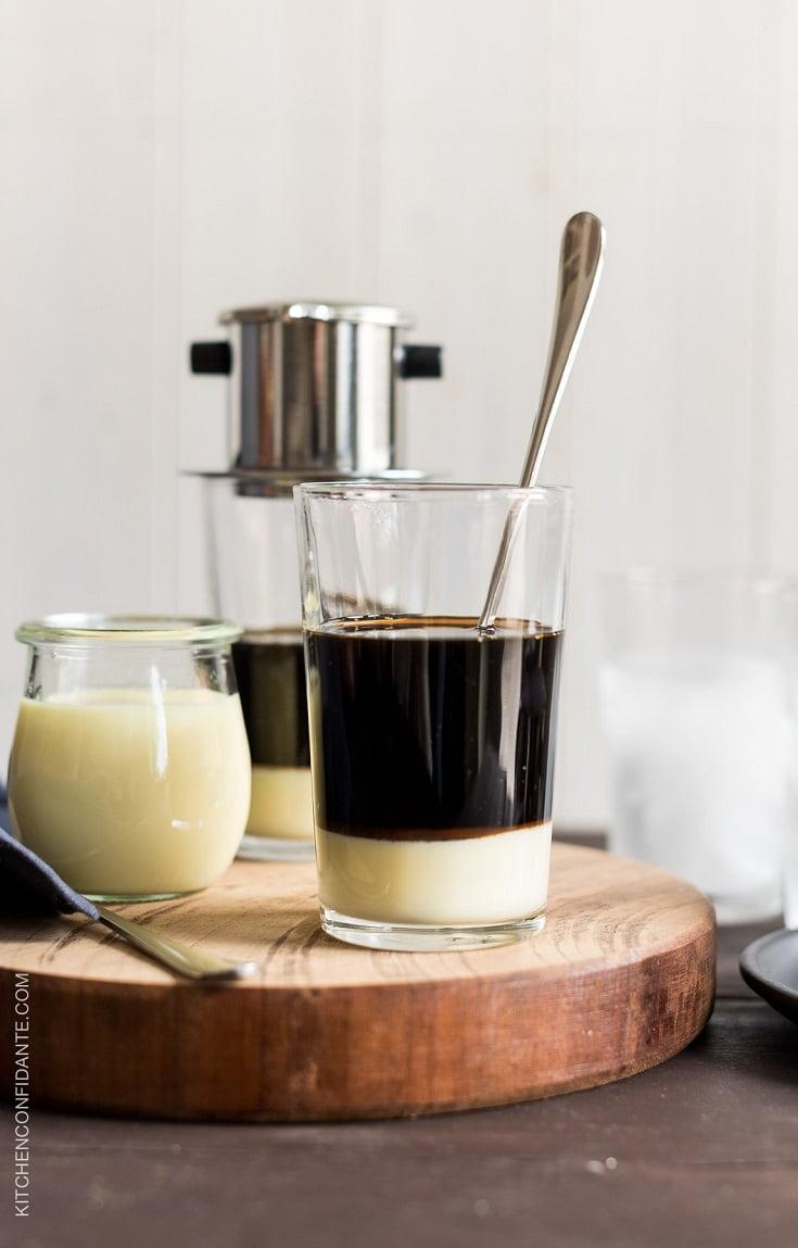 5 Traditional Vietnamese Iced Coffee Ca Phe Sua Da