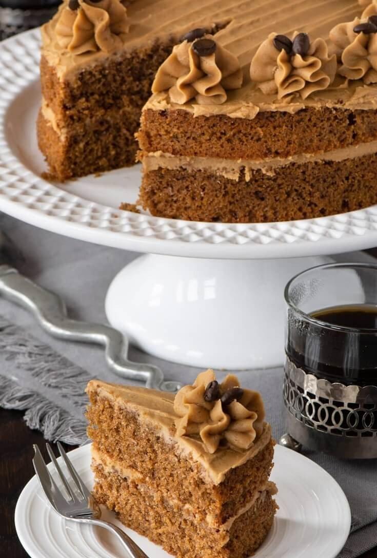 6 Easy Coffee Cake