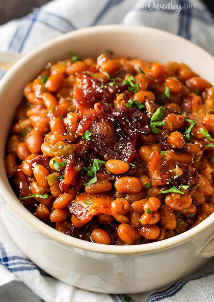 7 Baked Beans