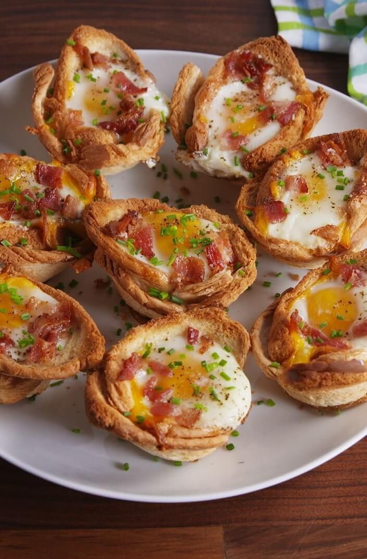 #7 Sandwich Breakfast Egg Cups