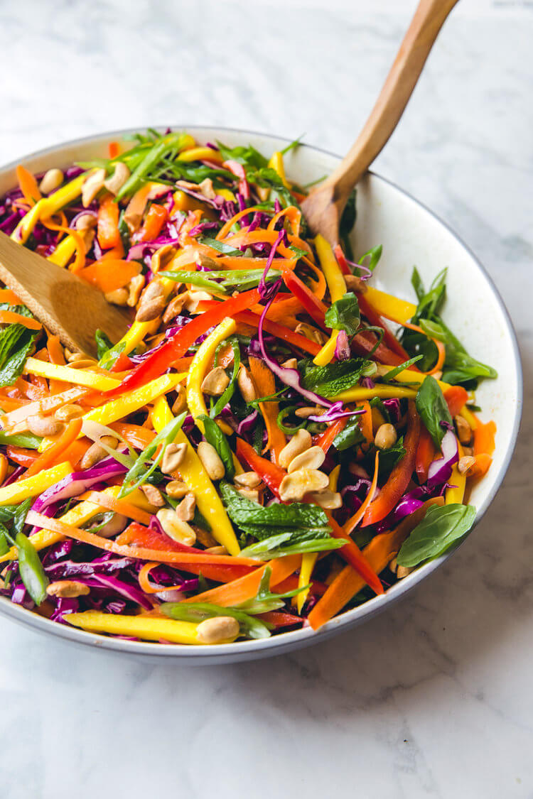8 Thai Cabbage Salad