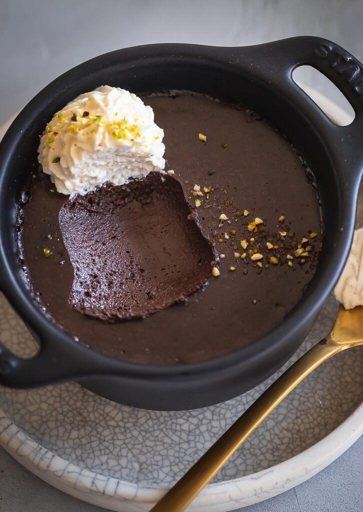 9 Mexican Chocolate Pots de Creme