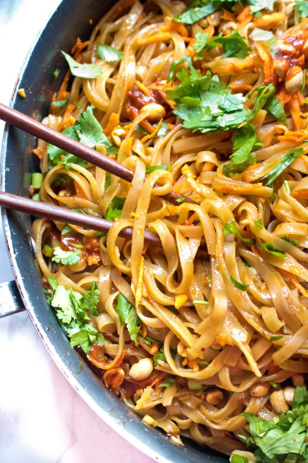 9 Sweet and Spicy Noodles