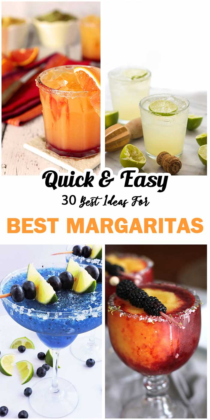 Best Margaritas For Parties and Gatherings