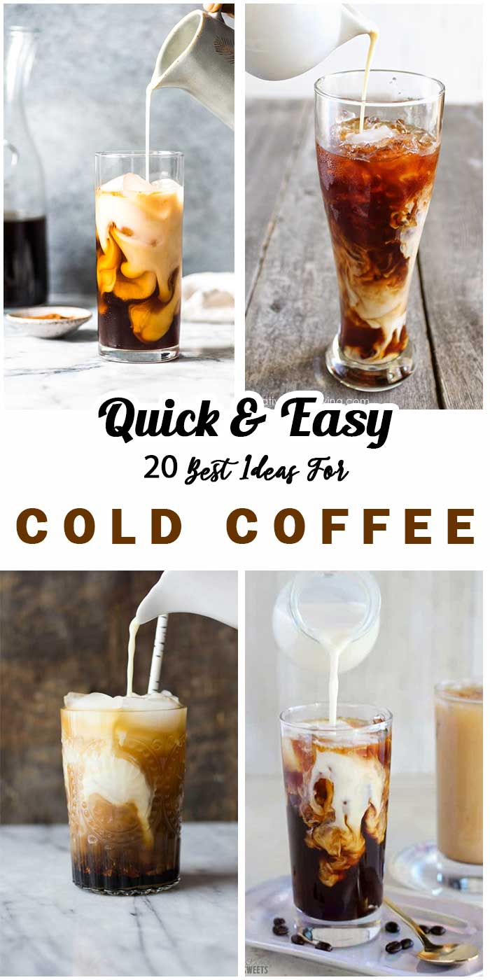 Cold Coffee: Refreshing and Flavorful