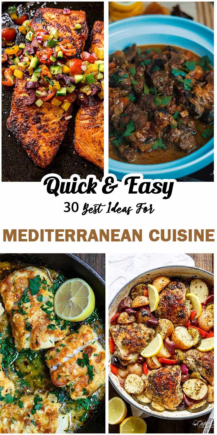 Mediterranean Cuisine: Best Dishes To Try