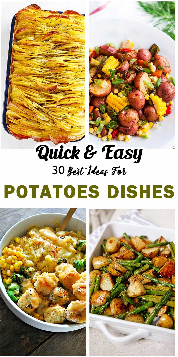 Potatoes: Here Are Best Dishes To Make!
