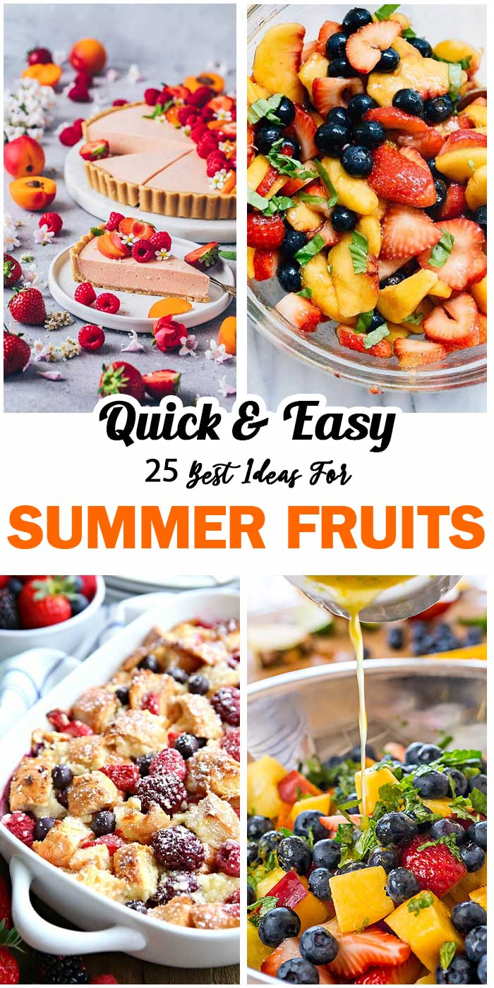 Summer Fruits: How To Enjoy Them Right