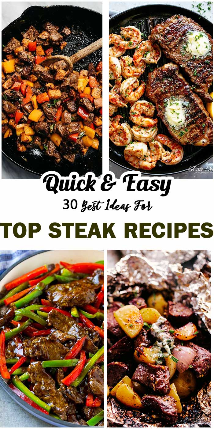 Top Steak Recipes You Should Try At Least Once