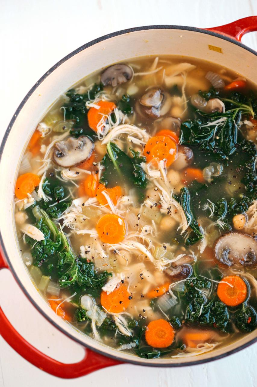 20 Delicious Chicken Soups To Make At Home