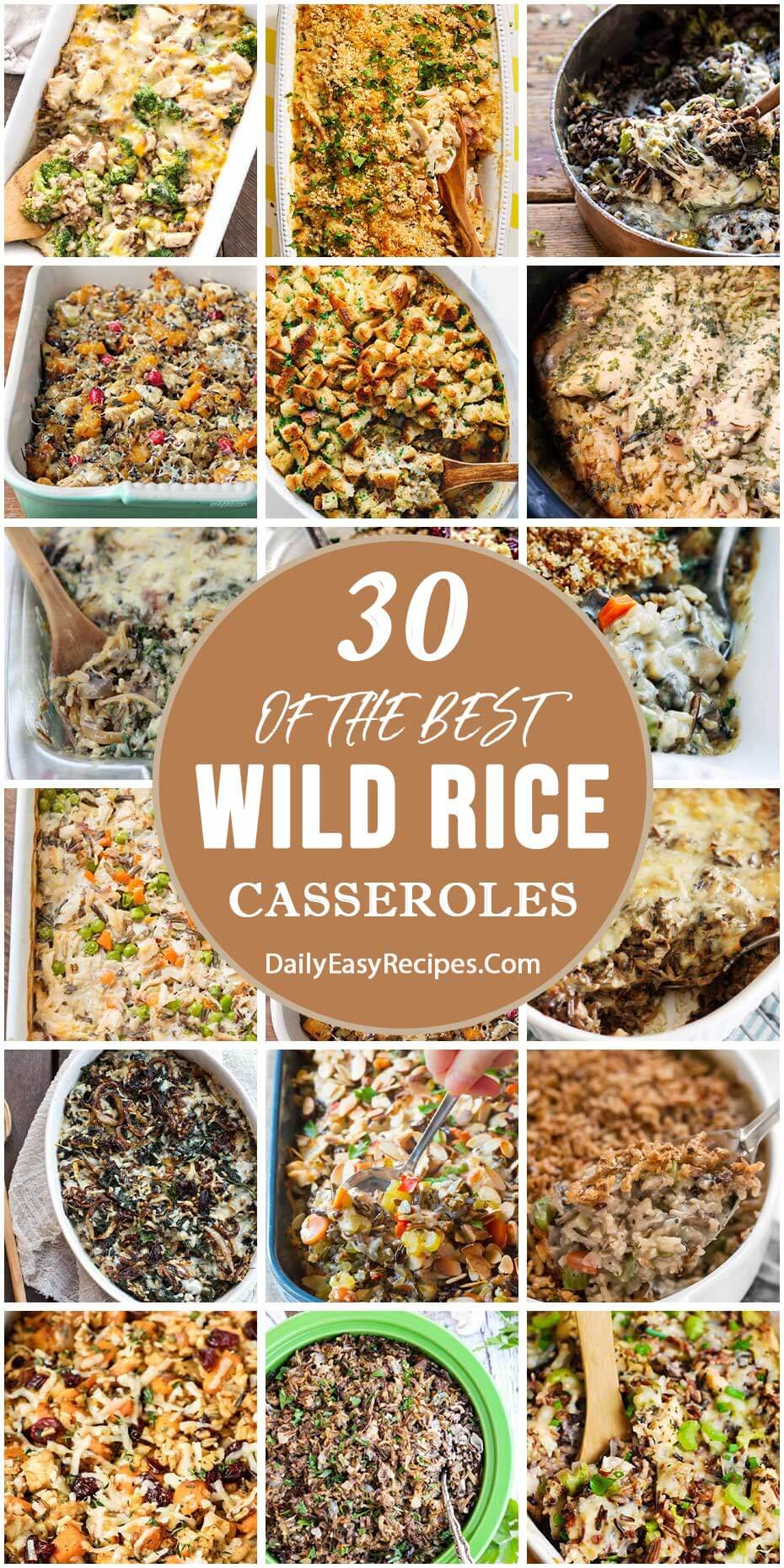 30 Best Wild Rice Casseroles You Should Try