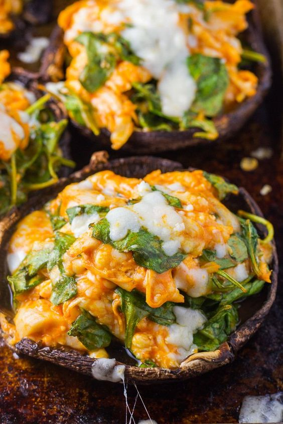 Stuffed Mushrooms: Super Delicious And Nutritious Food For Meals
