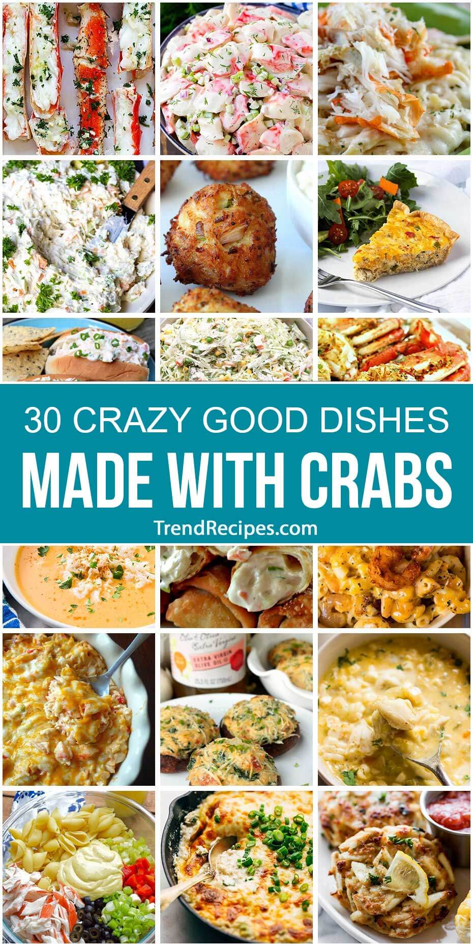 Here Are 30 Crazy Good Dishes To Make With Crabs