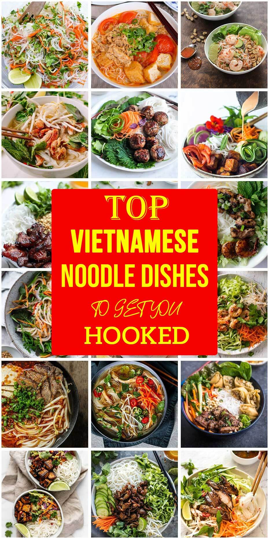 Top 30 Vietnamese Noodle Dishes To Get You Hooked